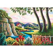 Masterpieces 1000 Parça Puzzle River of Dreams