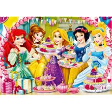 Clementoni 60 Parça Puzzle Princess Royal Tea Party