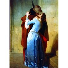Eurographics 1000 Parça The Kiss Puzzle Francesco Hayez