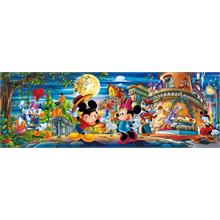 Clementoni 1000 Parça Panorama Puzzle - Mickey Mouse