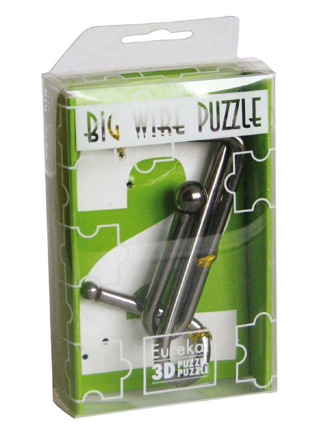 473232 Eureka Big Wire Puzzle 2