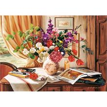 Castorland Afternoon Light 1000 Parça Puzzle