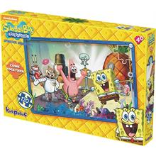 Kırkpabuç Sünger Bob Come Together Puzzle