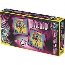 Monster High Memo Memory (Kırkpabuç 6839)