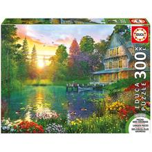 300 Parça XXL Puzzle Sunset With Grandpa (Educa 16746)