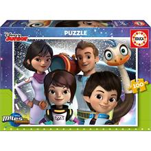 Educa 100 Parça Disney Junior Miles From Tomorrowland