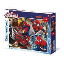 Clementoni 24437 Ultimate Spider-Man in Action- 24 Parça Maxi Puzzle