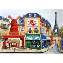 Ks Games 2000 Parça Moulin Rouge Puzzle (David Fairchild)