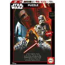 1000 Parça Star Wars : Episode VII The Force Awakens Puzzle