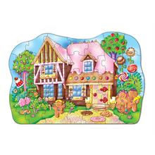 Orchard Gingerbread House 35 Parça Floor (Yer) Puzzle