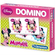Clementoni 13410 Minnie Domino Oyunu