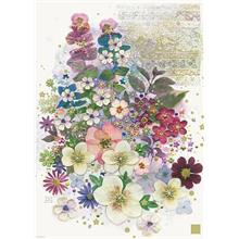 Heye 1000 Parça Puzzle - Pink Creation (Jane Crowther)