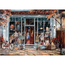 KS Games 1000 Parça The Vintage Shop Puzzle