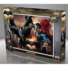 Ks Games Batman V Superman Puzzle 200 Parça