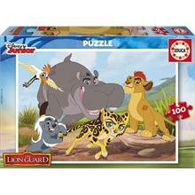 Educa 17169 - 100 Parça The Lion Guard Puzzle
