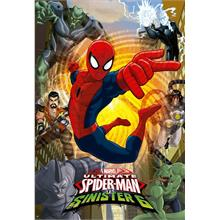 Educa 500 Parça Puzzle - Ultimate Spider-Man vs The Sinister Six