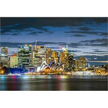 Educa Sydney City Twilight - 1000 Parça Puzzle
