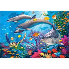 Castorland 1500 Parça Puzzle - Secrets of the Reef