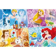 Clementoni Puzzle 250 Disney Princess (SuperColor)
