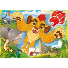 Clementoni 27986 104 Parça The Lion Guard Puzzle