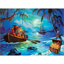 Ravensburger Moonlight Mission 300 Parça XXL Puzzle