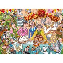 Jumbo 1000 Parça Wasgij 23 Original Puzzle (The Bake off!)