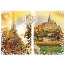 Grafika Travel Around The World Puzzle (2000 Parça France)