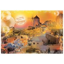 Grafika 2000 Parça Travel Around The World  Puzzle (Greece)