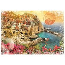 Grafika 2000 Parça Travel Around The World (Italy) Puzzle