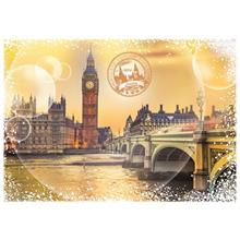 Grafika 2000 Parça Puzzle - Travel Around The World (United Kingdom)