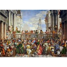 Grafika Puzzle Paolo Veronese: The Wedding at Cana 1563