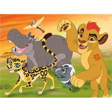 Trefl 30 Parça Happily Forward Puzzle (Disney Lion Guard)