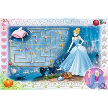 Trefl 54 Plus Puzzle Marker / Disney Princess