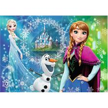 Trefl 200 Parça Frozen Power Of Sisters Puzzle