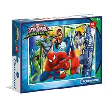 Clementoni 60 Parça Puzzle - Marvel Ultimate Spider-man and the Sinister Six