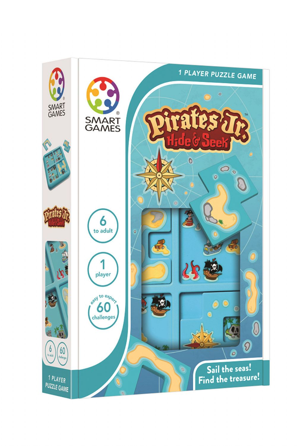 Smart Hide & Seek Pirates Jr. Korsan Kutu Oyunu