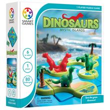 Smart Games Dinosaurs Mystic İslands Zeka Oyunu