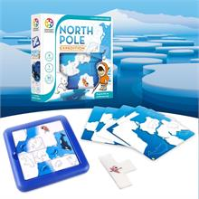 Smart Game Nort Pole Expedition Eşleştirme Zeka Oyunu