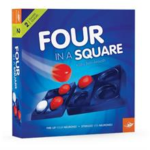 Foxmind Four İn A Square Strateji ve Zeka Oyunu