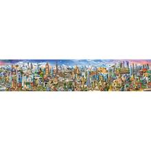 Educa 42000 Parça Around The World Puzzle