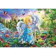 Educa 1000 Parça The Princess And The Unicorn Puzzle