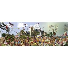 Heye 2000 Parça At The Beach Panorama Puzzle 29824