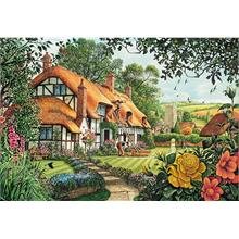 The Thatcher s Cottage -  Falcon 1500 Parça Puzzle