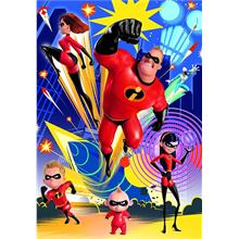 Clementoni 250 Parça Puzzle The Incredibles 2 - 2905