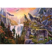 KS Games 500 Parça Wilderness Puzzle - Jan Patrik Krasny