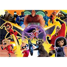 The Incredibles 200 Parça Puzzle