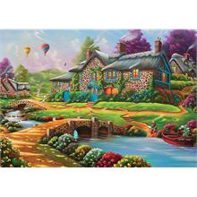 KS Games Dreamscape 1000 Parça Puzzle - Geno People