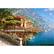 Castorland 1000 Parça Puzzle The Abbey Bellagio