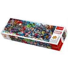 Trefl Puzzle Join The Marvel Universe 1000 Parça Panoramik Puzzle