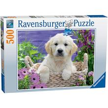 Ravensburger 500 Parça Golden Retriever Puzzle